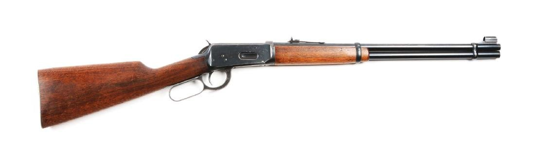 (C) Winchester Pre - 64 Model 1894 Lever Action