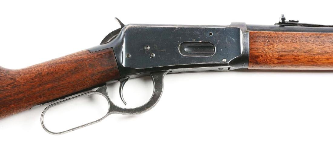 (C) Winchester Pre - 64 Model 1894 Lever Action - 3