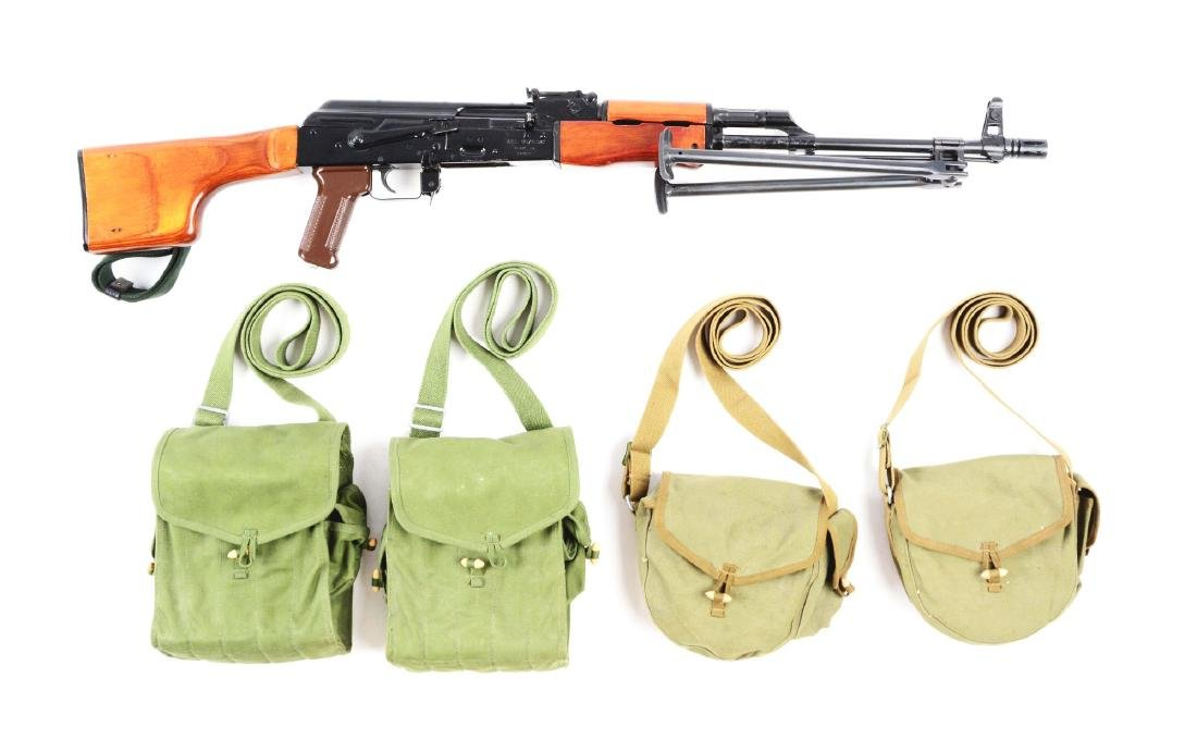 (M) Egyptian Maadi RPM AK47 Style Semi-Automatic Rifle