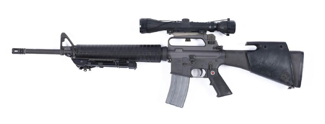 (M) Colt Sporter Match HBAR Semi-Automatic Rifle. - 2