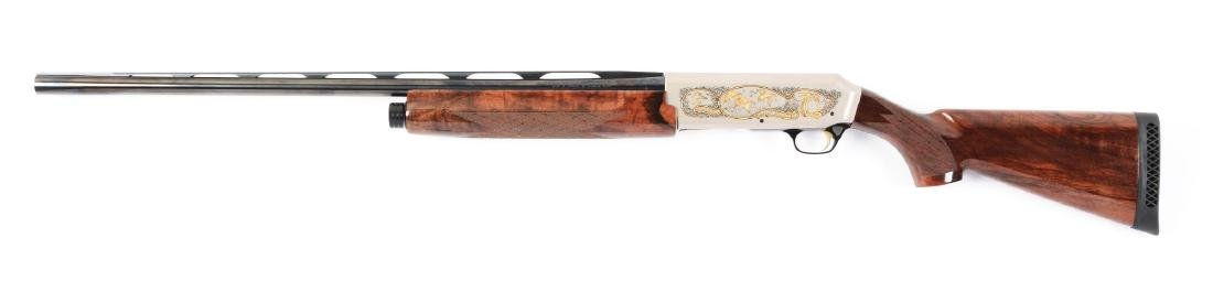 (M) Cased Browning Silver Hunter Ducks Unlimited 70th - 2