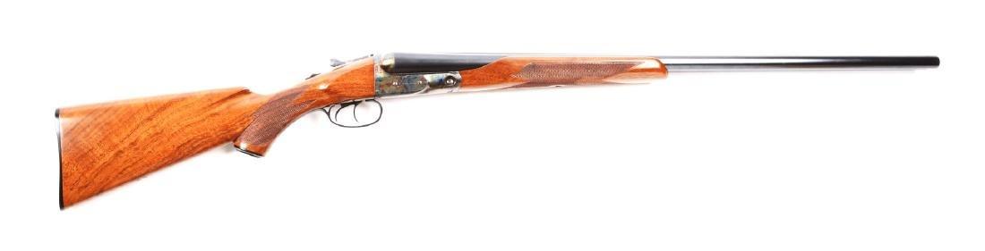 (C) Parker VH Grade 12 - Bore Side - by - Side Shotgun.
