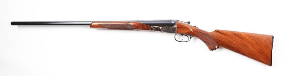 (C) Parker VH Grade 12 - Bore Side - by - Side Shotgun. - 2