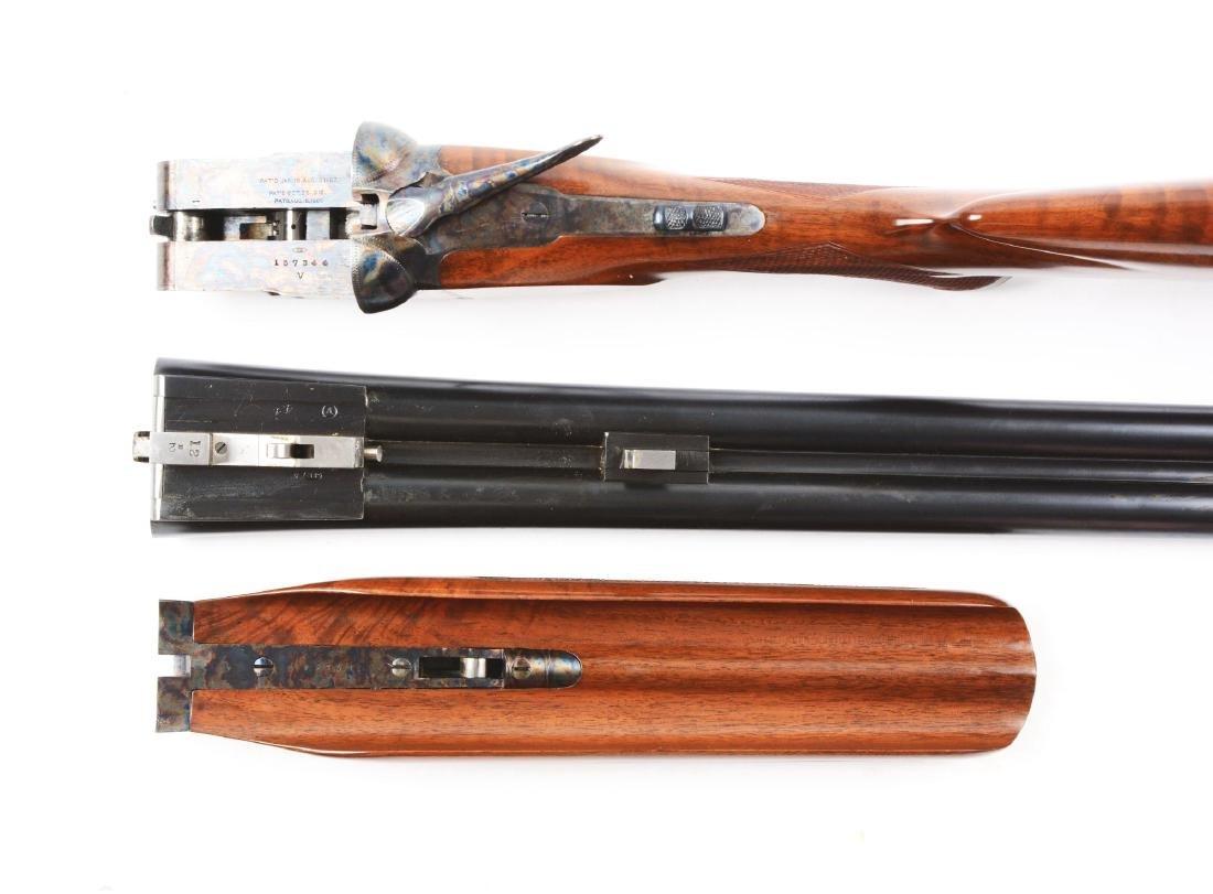 (C) Parker VH Grade 12 - Bore Side - by - Side Shotgun. - 5