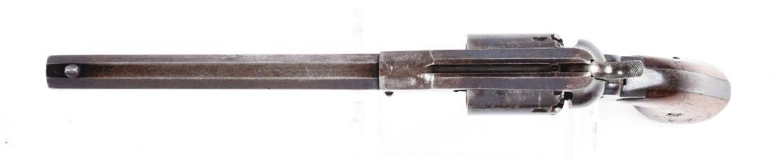 (A) Martially Marked Remington Model 1858 Revolver. - 3