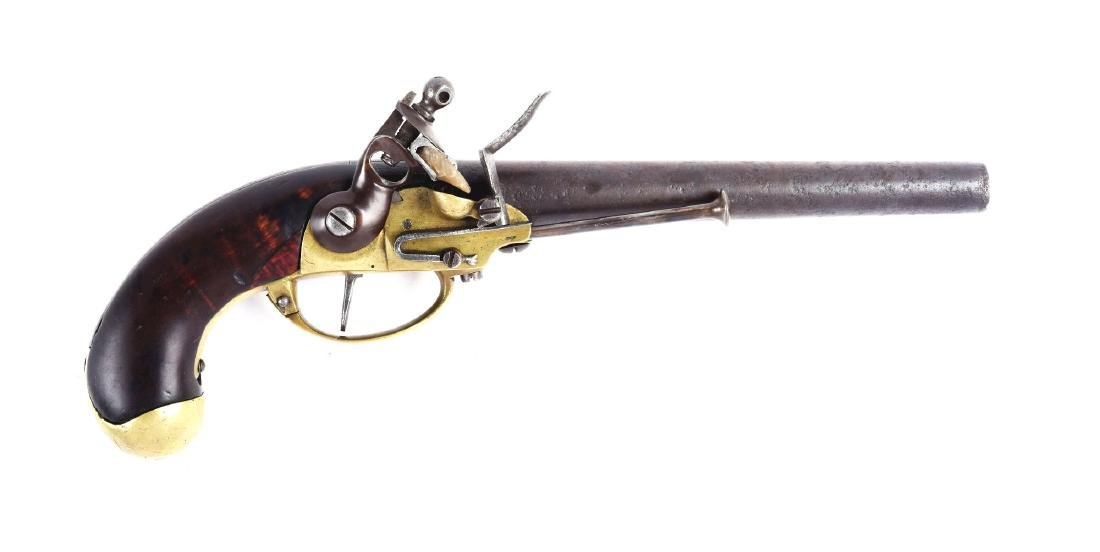 (A) U.S. Model 1799 First Contract North & Cheney