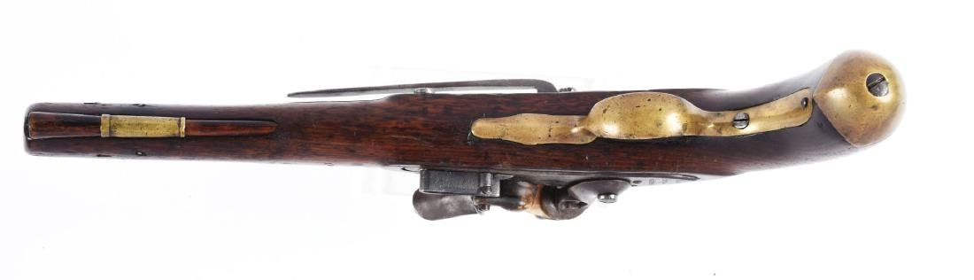 (A) U.S. Model 1808 Style Martial Pistol Marked S. - 4