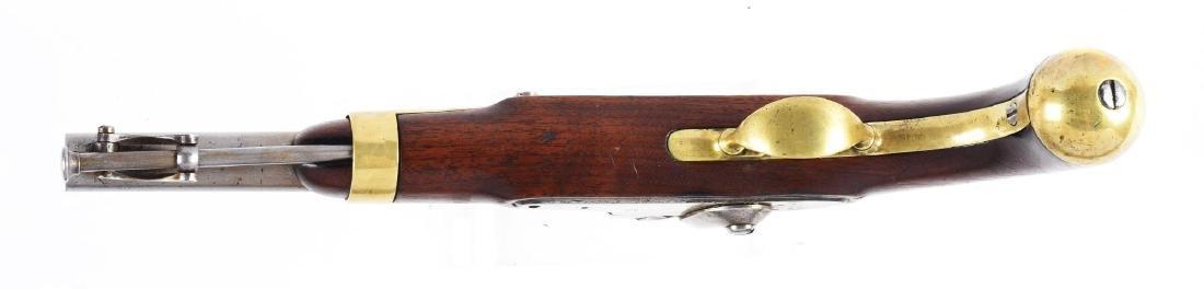 (A) U.S. Model 1842 Percussion Single Shot Martial - 4
