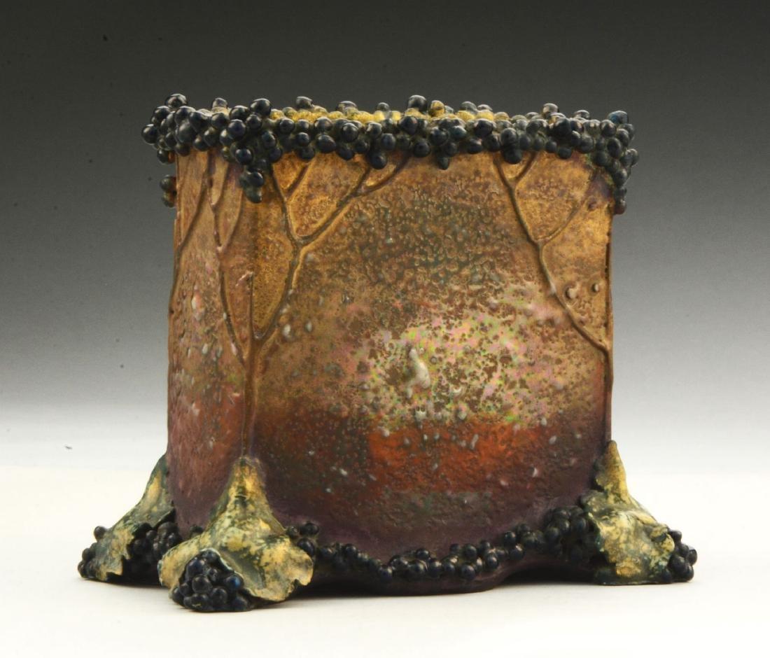 Amphora Ceramic Berry Vase.