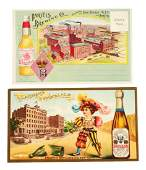 Lot of 18 Alcohol  Brewery Trade Cards