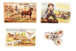 Lot of 25 Farming  Agriculture Trade Cards and