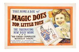 Lot of 6 Magic  Trick Related Trade Cards