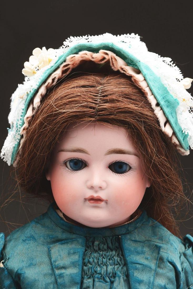 Lot of 2: Closed Mouth Kestner Child Dolls. - 3