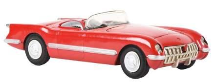 Diecast Publey Corvette Automobile.