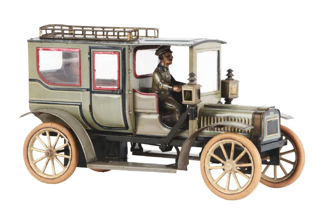 German Clockwork Carette Limousine.