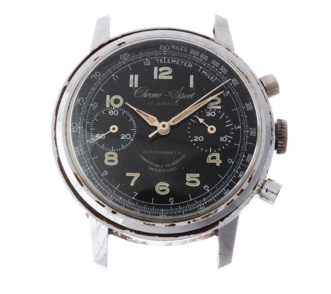Vintage Chrono-Sport Chronograph 17 Jewels M5 289