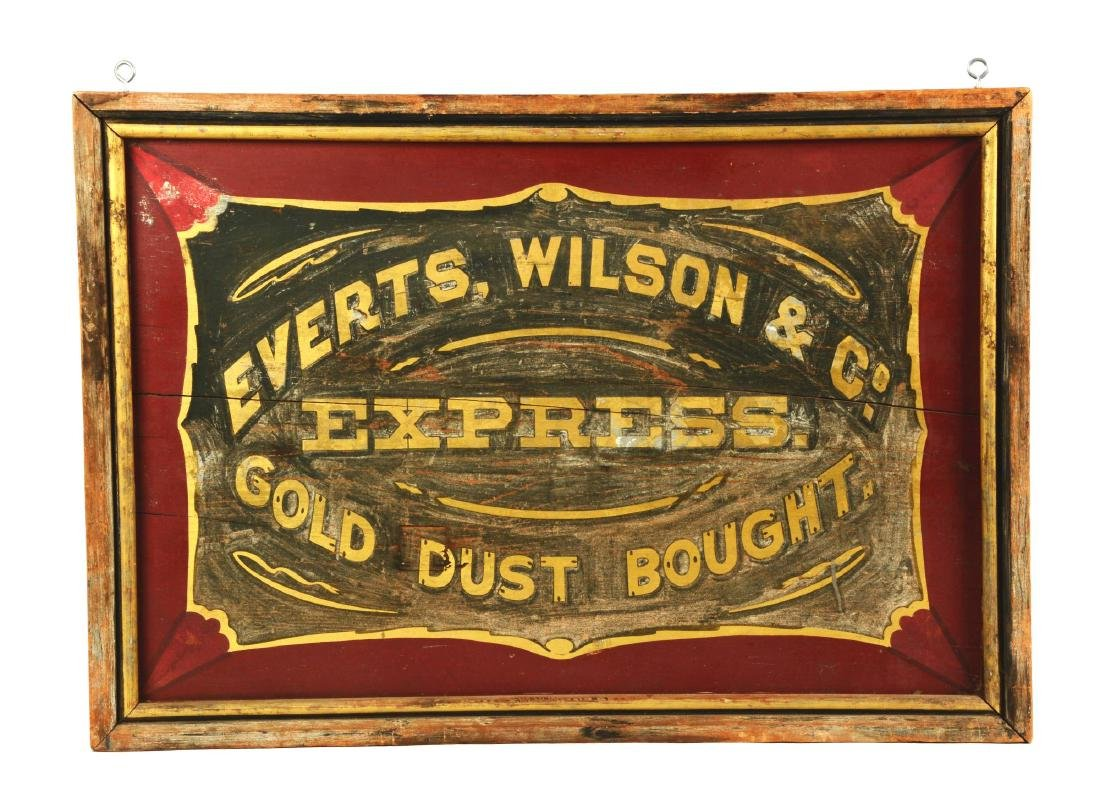 Everts, Wilson & Co. Gold Dust.