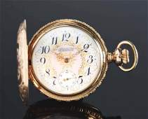 Waltham For Anna L. Silveira San Francisco Gold Filled
