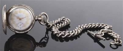 Hamilton for Anna L. Silveira Massive Coin Silver