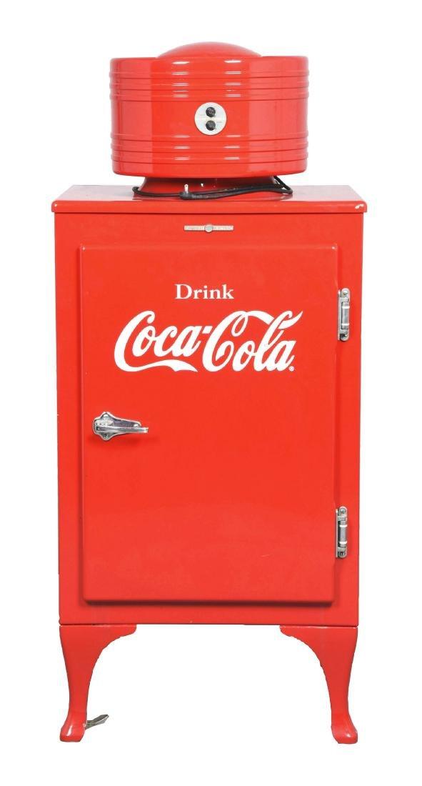 General Electric Monitor Top Refrigerator.