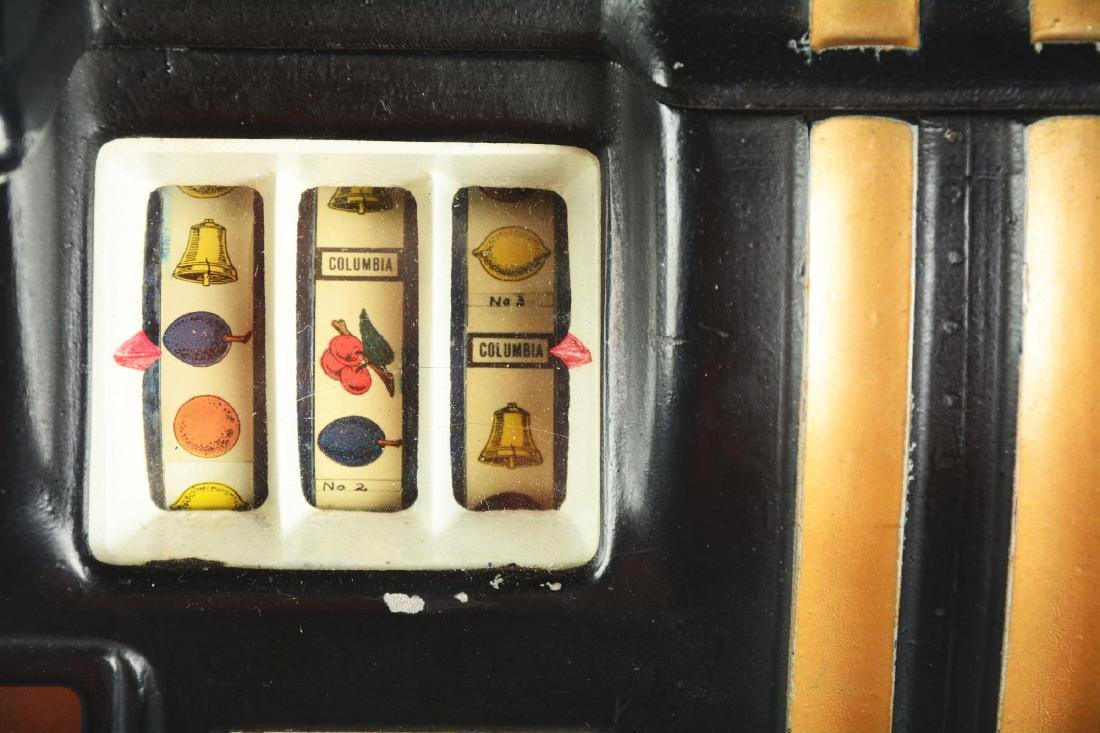 **5¢ Groetchen Tool Columbia Slot Machine. - 3