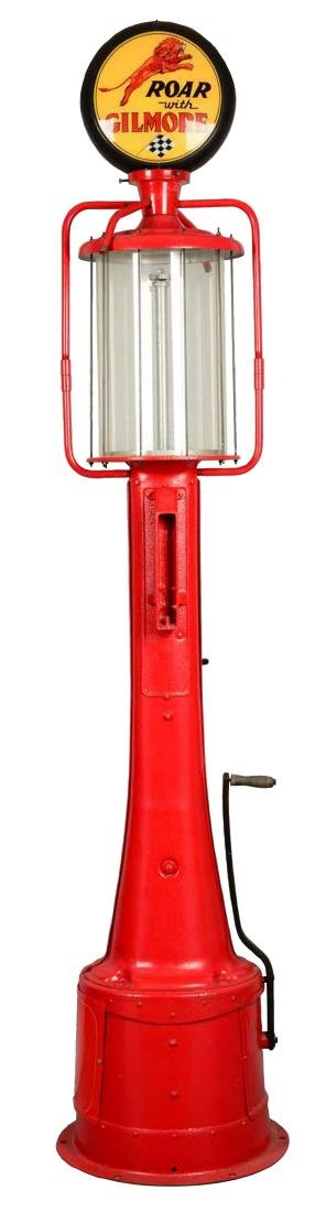 Guarantee Fry Model #117 Ten Gallon Visible Gas Pump -