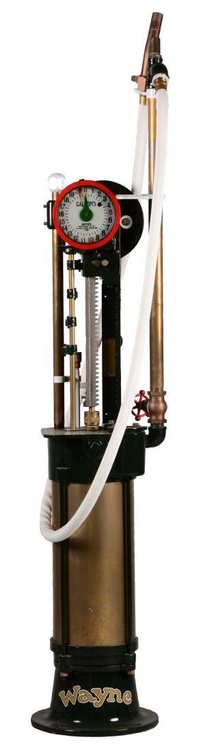 Restored Wayne Model No. 364-B Gas Pump.