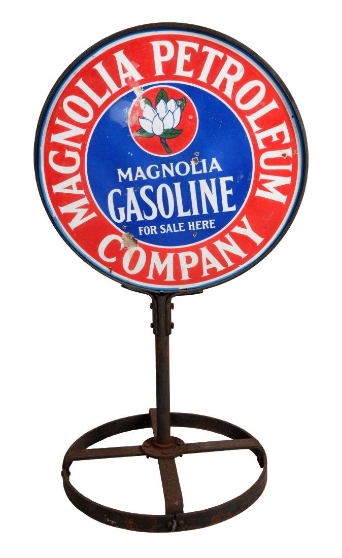 Magnolia Gasoline For Sale Here Porcelain Lollipop