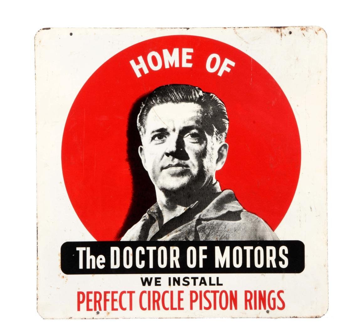 Perfect Circle Piston Rings The Doctor Of Motors Tin