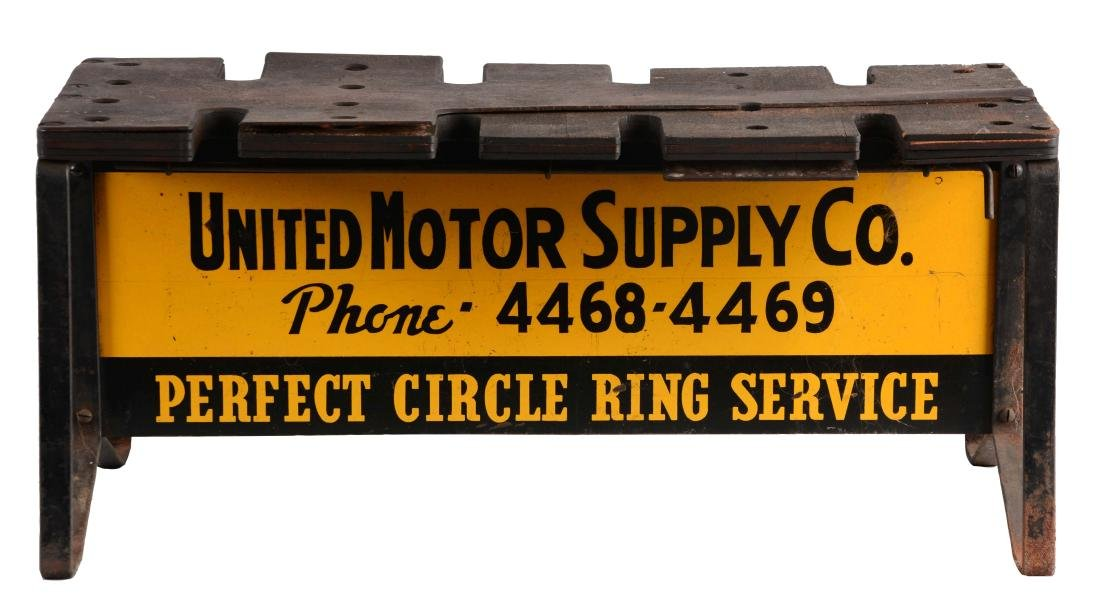 Untied Motor Supply Co & Perfect Circle Piston Rings