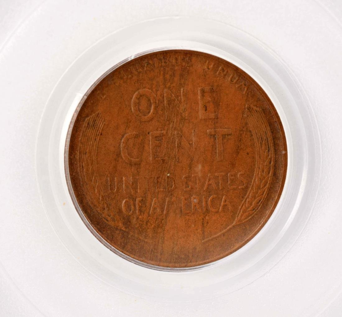 1909-S VDB One Cent Coin. - 3