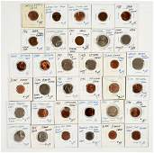 Large Lot of USA Coins.