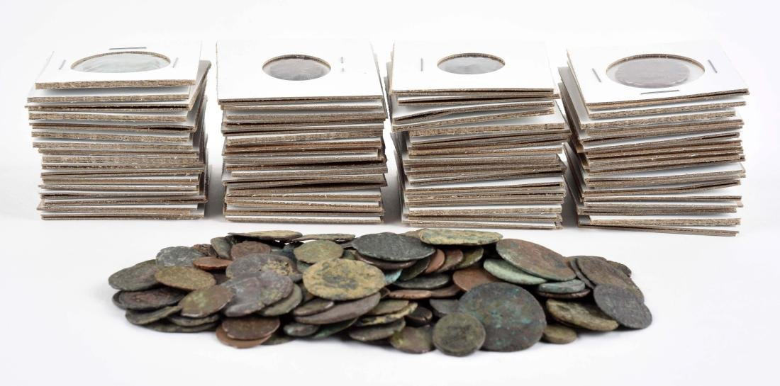 Large Collection of Roman Coins. - 2