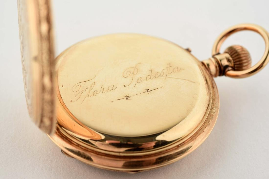 Pocket Watch with Heart. - 3