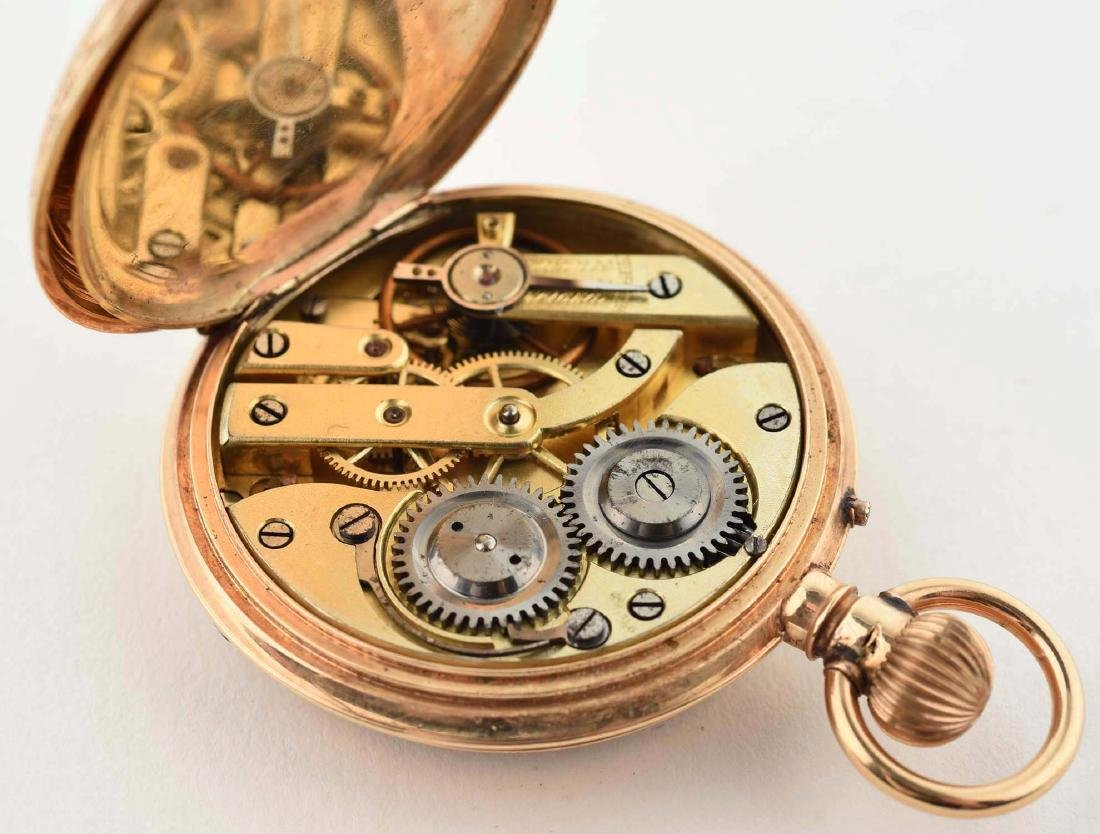 Pocket Watch with Heart. - 4