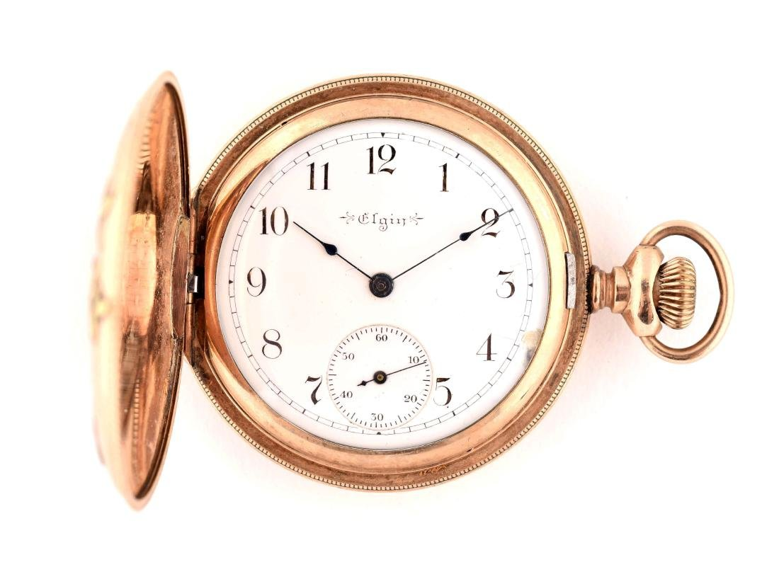 Elgin Pocket Watch.