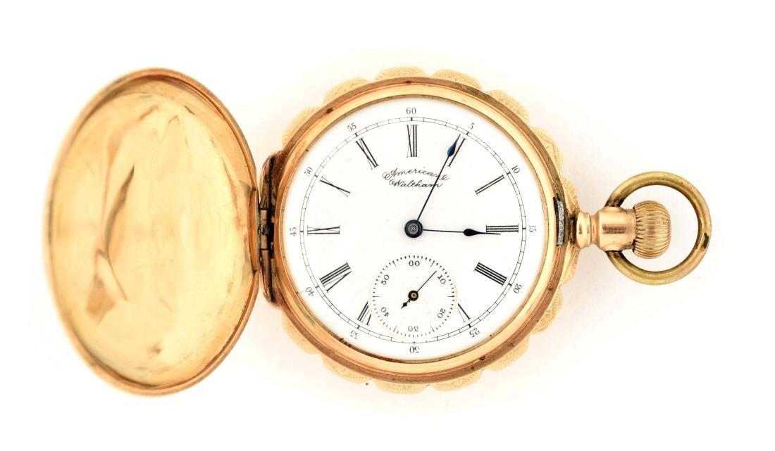 American Waltham Pocket Watch.
