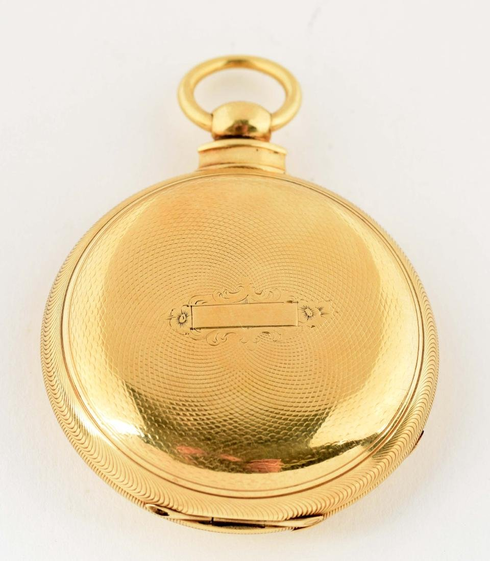 M.I. Tobias & Co. Pocket Watch. - 3