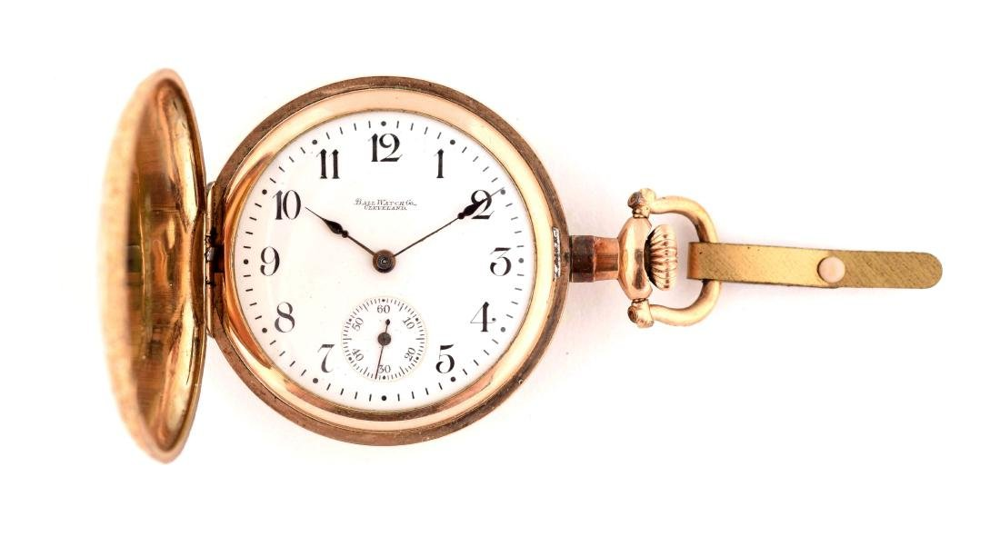 Ball Watch Co. Pocket Watch.