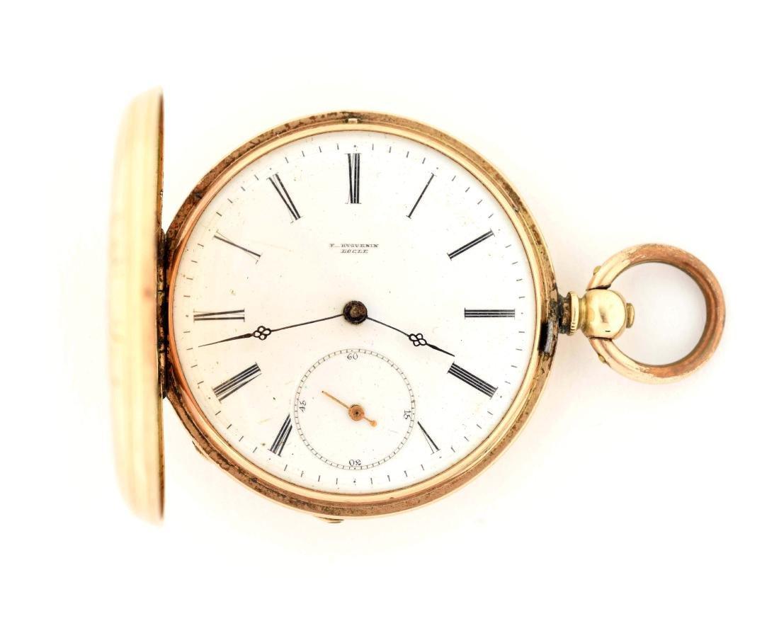 Kvguenix Pocket Watch.