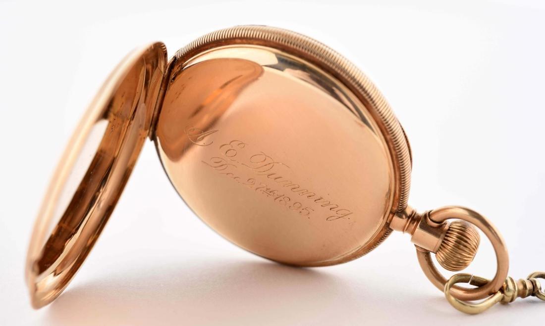 C.H. Meylan Brassus Pocket Watch. - 4