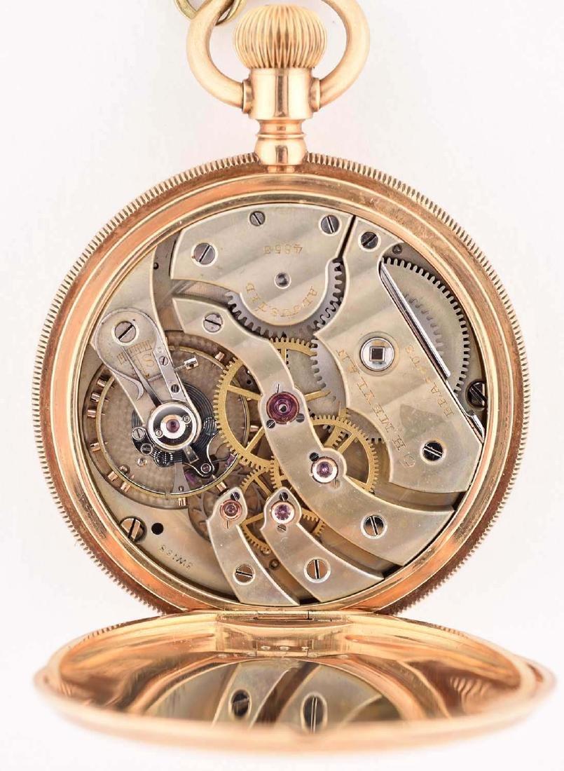 C.H. Meylan Brassus Pocket Watch. - 5