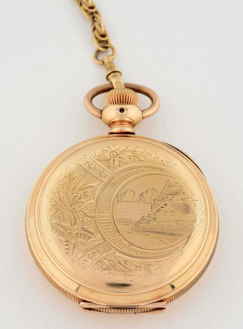 Vacheron & Constantin Gold Filled Pocket Watch. - 3