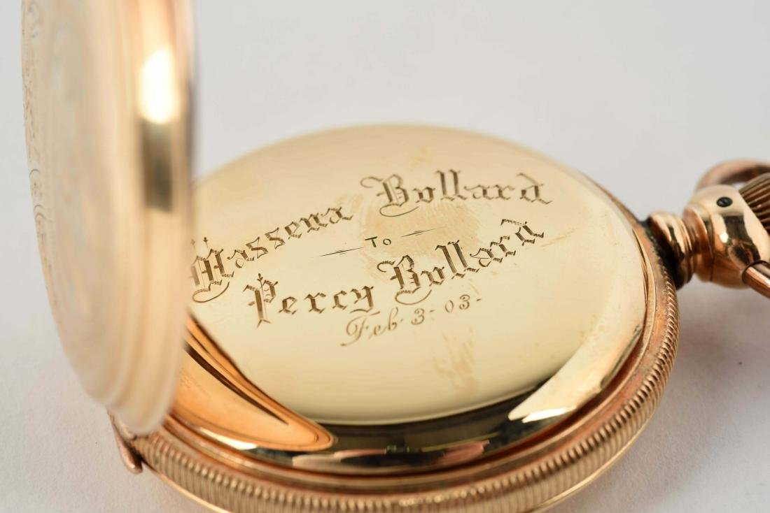 Vacheron & Constantin Gold Filled Pocket Watch. - 4