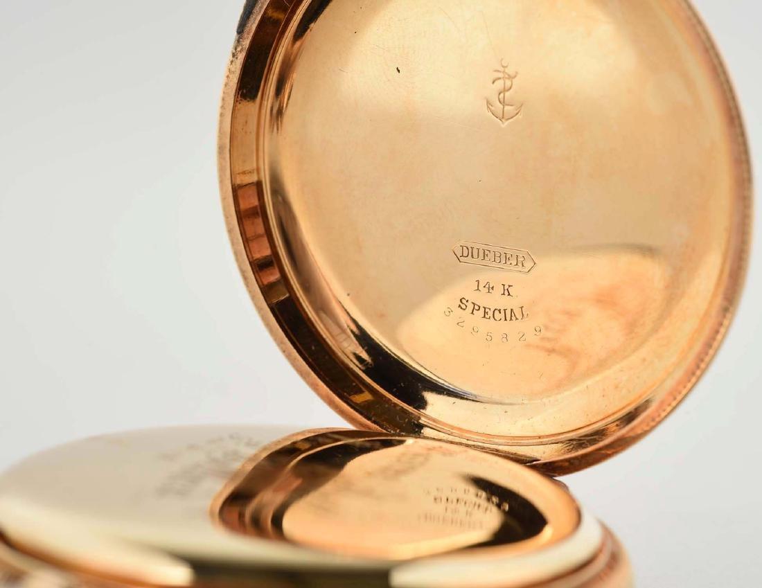 Vacheron & Constantin Gold Filled Pocket Watch. - 5