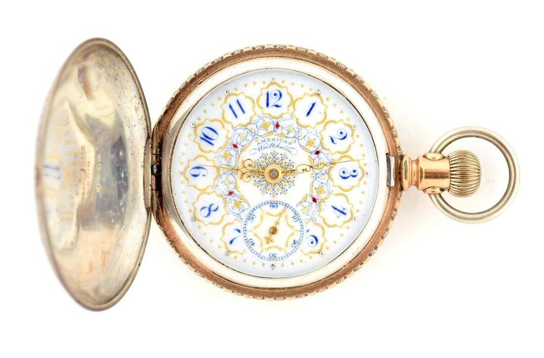 Waltham Pocket Watch.