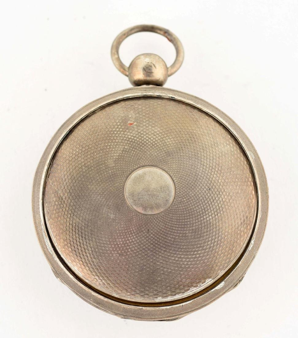 Unmarked Pocket Watch. - 2