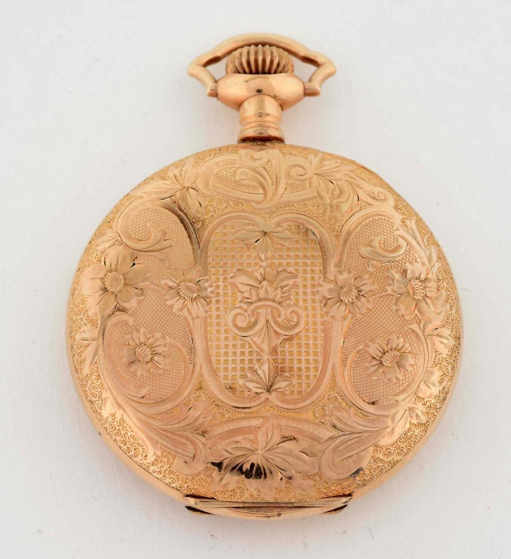 Elgin Gold Filled Pocket Watch. - 2