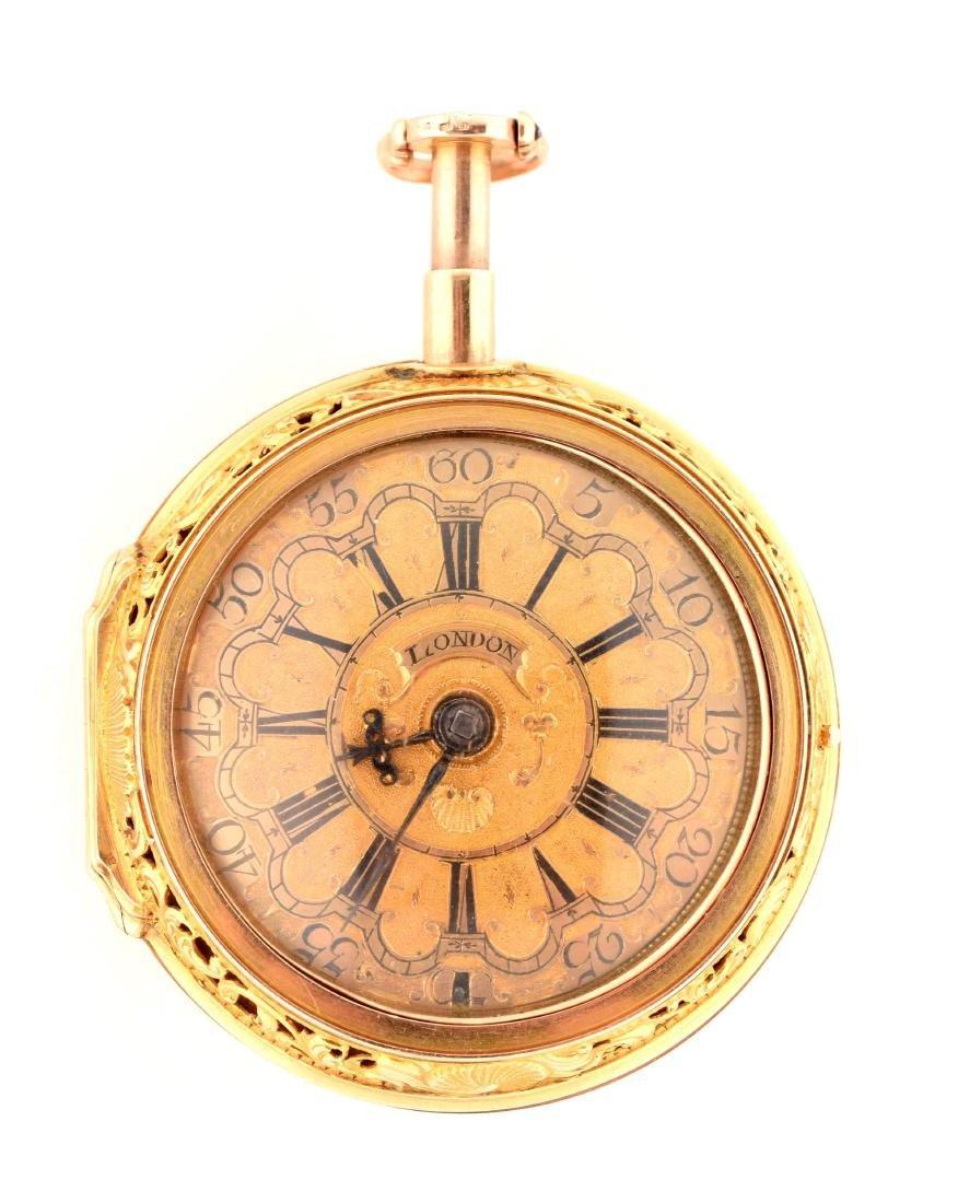 London Pocket Watch.