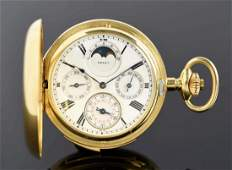 Patek Phillipe for Bailey Banks  Biddle 18K Gold